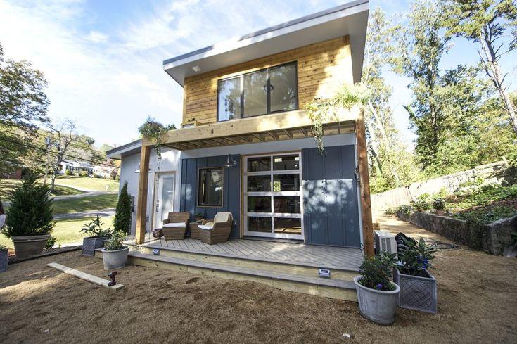 650 sqft Urban Micro Home by Wind River Tiny Homes - Dream Big Live Tiny Co.