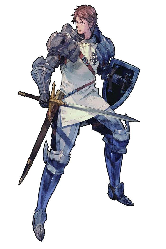 The Wonderful Art of Akihiko Yoshida – Video Game Art Director – OC – Character design inspiration