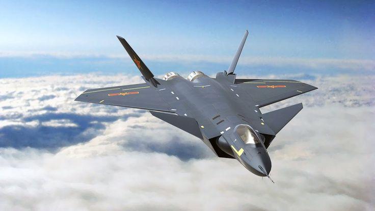 Chiny mają super myśliwiec bojowy   Chengdu J-20