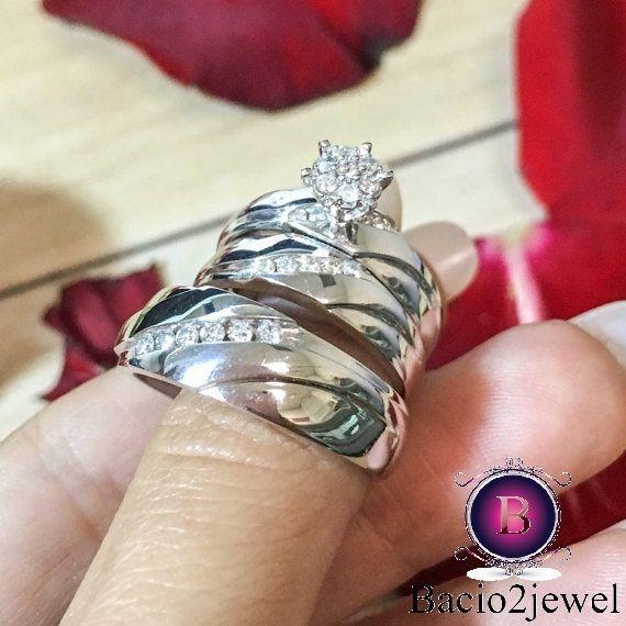 347 mejores imágenes de anillos de boda en Pinterest | Anillos de ...