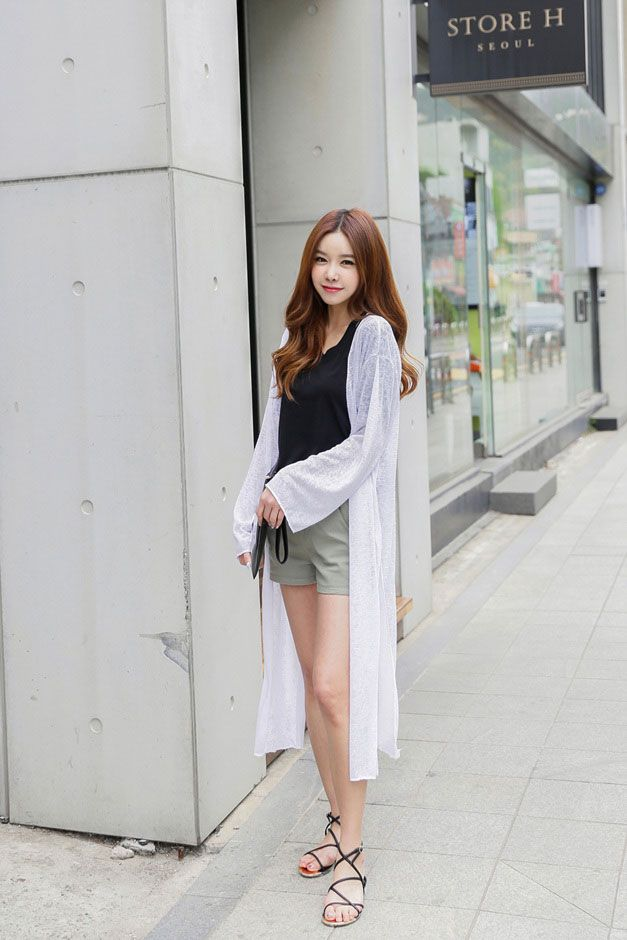269 best images about Korean Fashion Cardigans on ...