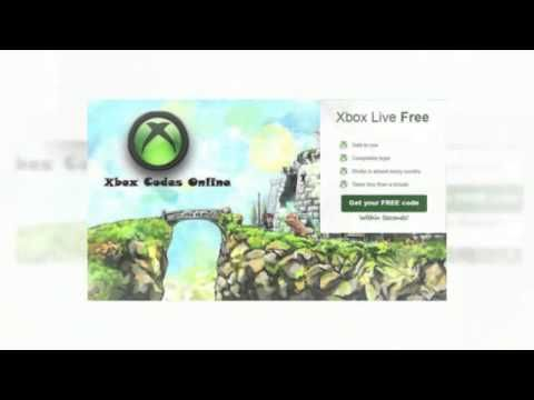 Visit this site http://www.xboxcodesonline.com/ for more information on Free Xbox Live Codes. Free Xbox Live Codes and games have other additional benefits. Xbox live is among the most important feature that is incorporated in this version which takes the gaming experience online. The players could compete with others who are playing this game online.