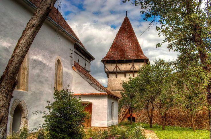 https://flic.kr/p/uN4ckv | Biserica fortificata Cincsor