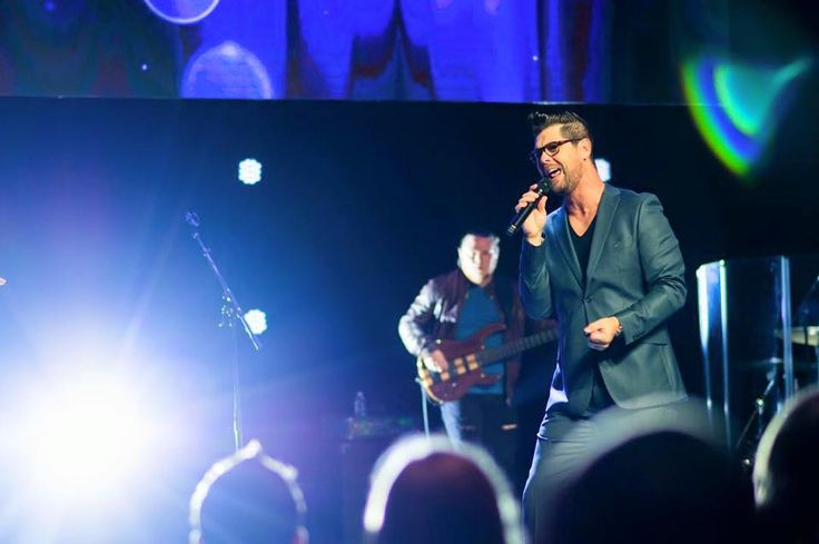 Photo provided by jason crabb in 2020 gospel singer