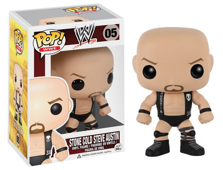 Pop! WWE - Stone Cold Steve Austin