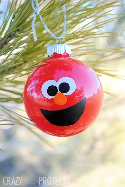 Minion Christmas Ornaments & More - Crazy Little Projects