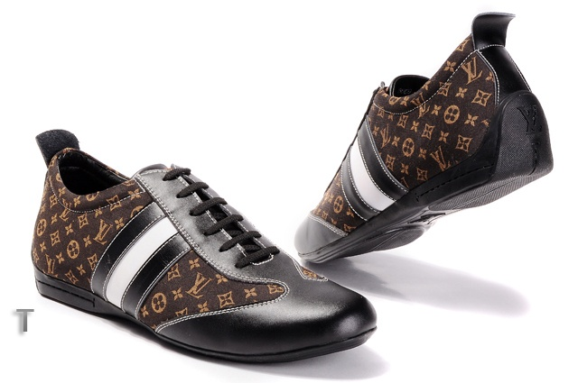 Louis Vuitton suitcases, bags and wallets for women are classic, agreed.  But I am willing to bet you $5,000 that the LV-insigniad LV men's shoe will never be classic.  I'll give 5,000:1 odds too.  Paypal me one dollar and I'll take your bet. Sucka.