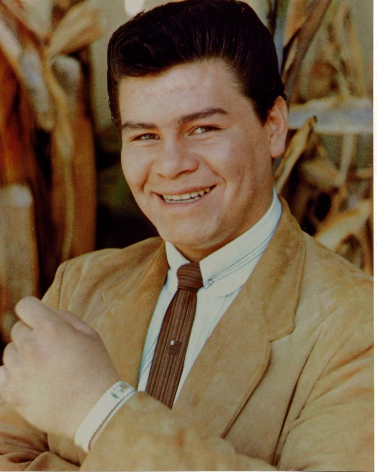 Ritchie Valens (13/5/1941 - 3/2/1959) Age: 17