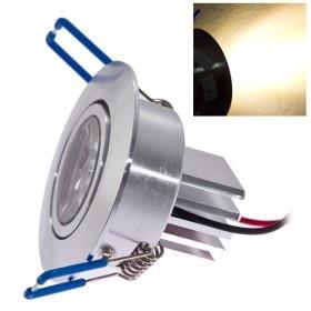 LED spot 230v 3Watt/180lumen $8,50