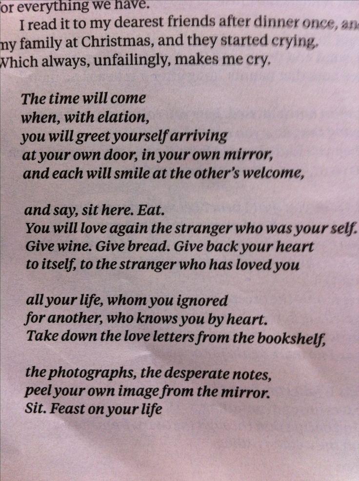 favourite poet essay