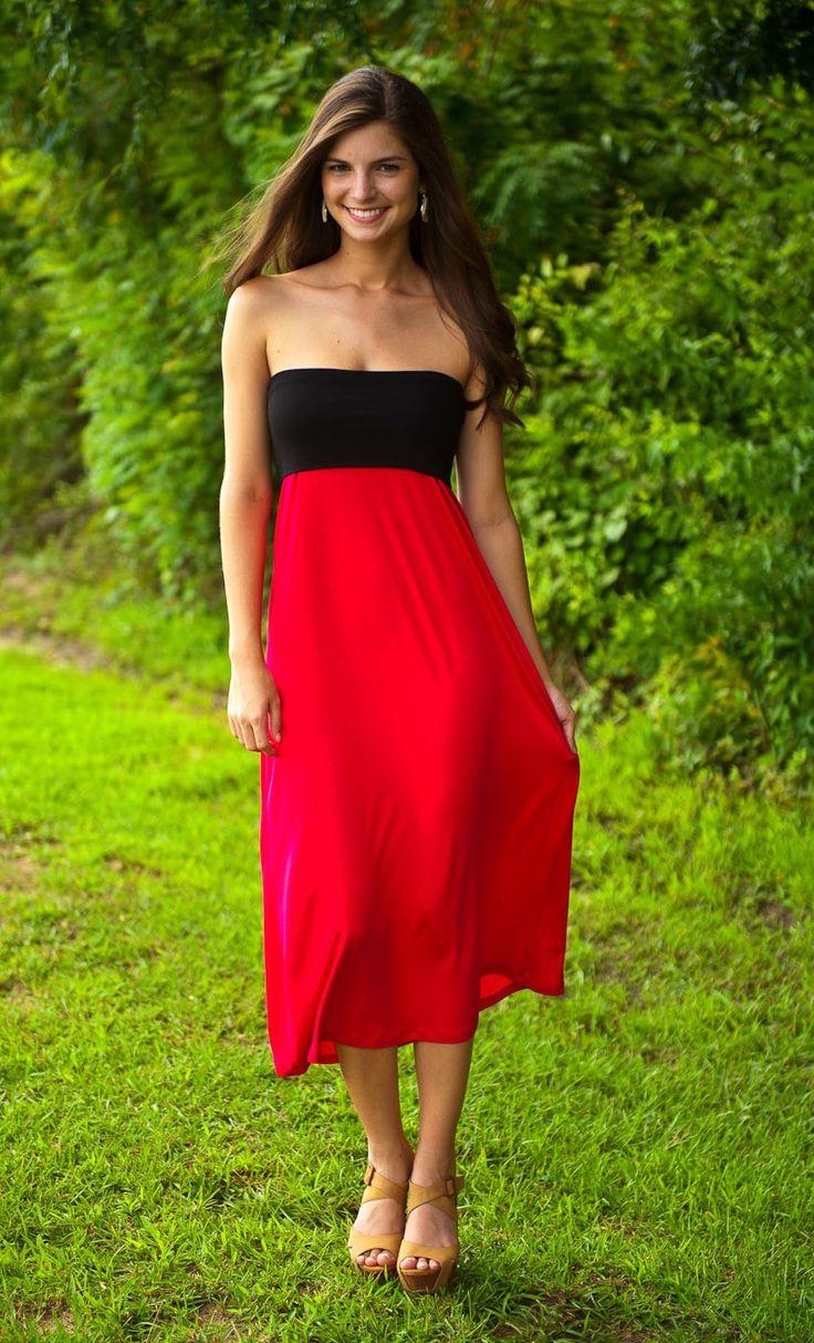 RED DRESS BOUTIQUE - Tamunsa Delen