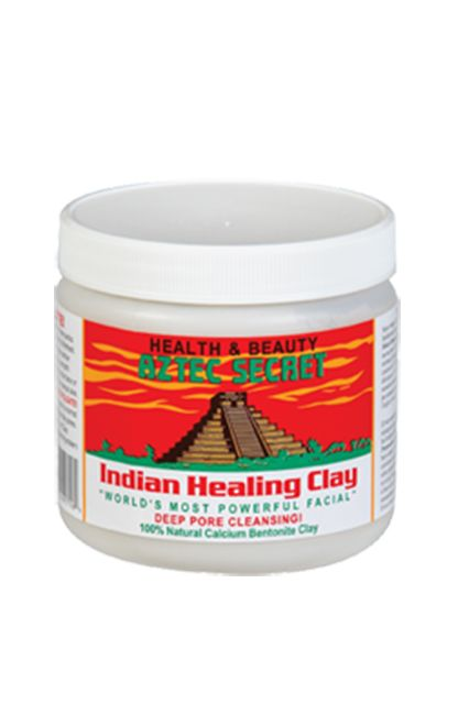 Aztec clay mask everyday