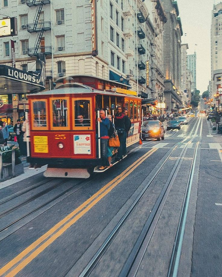 Amazing Places           - about-usa: San Francisco - California - USA...