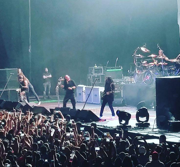 Korn en Monterrey Marzo 2016