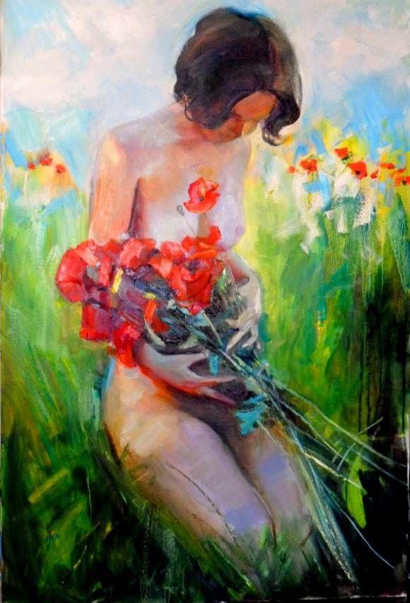 Прикосновение, автор Светлана Гордиенко. Артклуб Gallerix