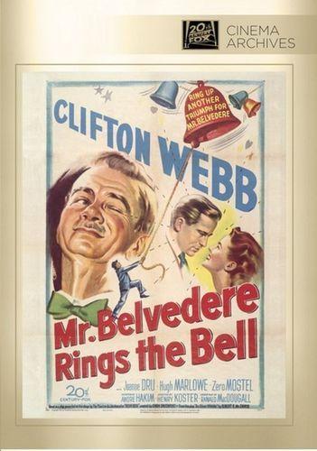 Mr. Belvedere Rings the Bell [DVD] [1951]