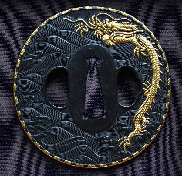 Beautiful tsuba. #tsuba #art http://www.jujitsumelbourne.com.au/jiu-jitsu-fairfield-melbourne-vic.html