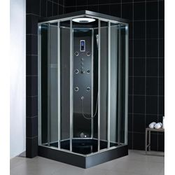 Simple Outlet DreamLine Jetted Steam Shower Cabin REFLECTION Shower W x