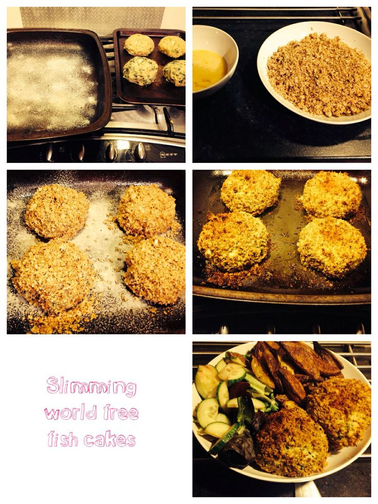 Slimming World Fish Cakes Free On Extra Easy Slimming