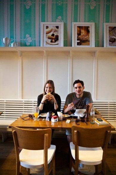 Nucha, Cafetería y Pastelería. | Armenia entre Honduras y Gorriti.
