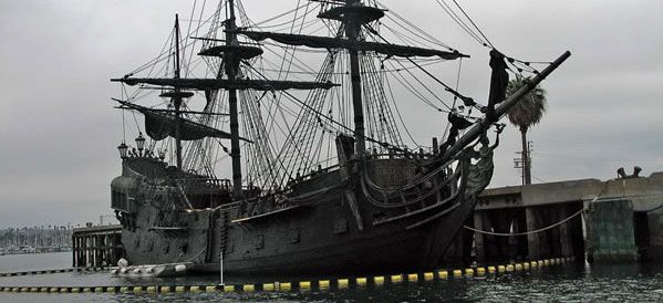 real pirate ships - Google Search