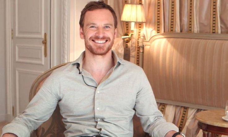"Michael Fassbender talk about ""The Light Between Oceans"" on France 5"