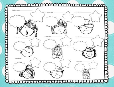 Guided Reading Book Study Chapter 6 Freebies! - First Grade Blue Skies
