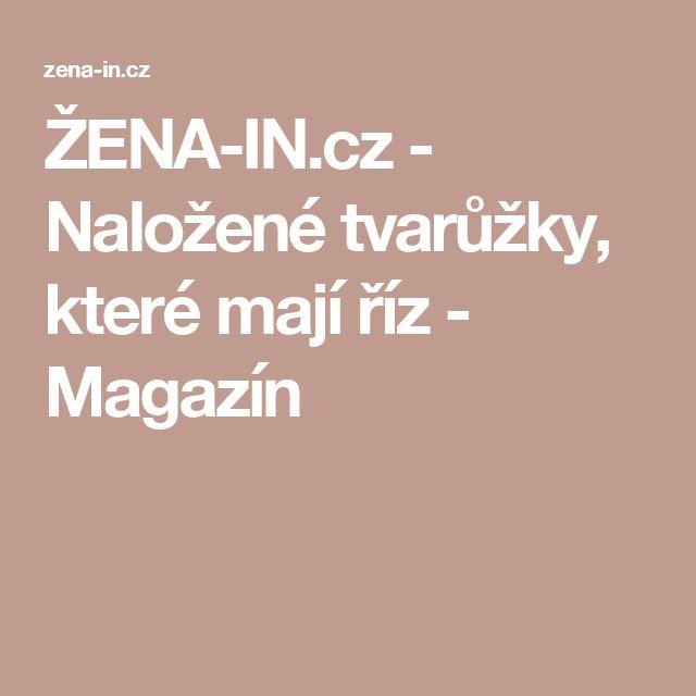 ŽENA-IN.cz - Naložené tvarůžky, které mají říz - Magazín