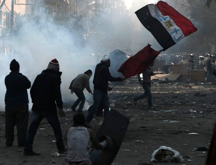 Popular uprising and riots in Syria to protest against the regime of Bashar Al-Assad