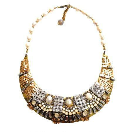 Mellie Necklace statement jewelry on www.federicasalvatorifranchi.it
