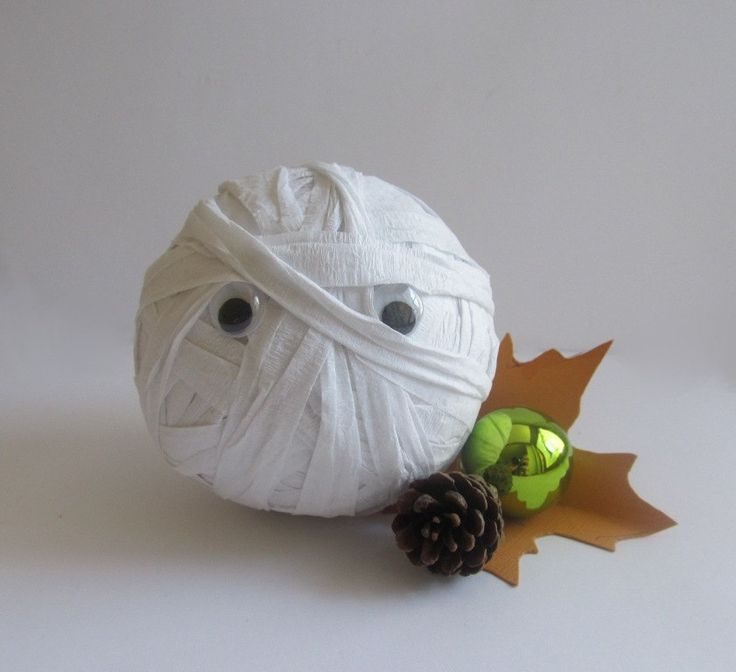 Favor Size Surprise Ball- Mummy. $8.00, via Etsy. How cute is this! Lots of different themes for different occasions.
