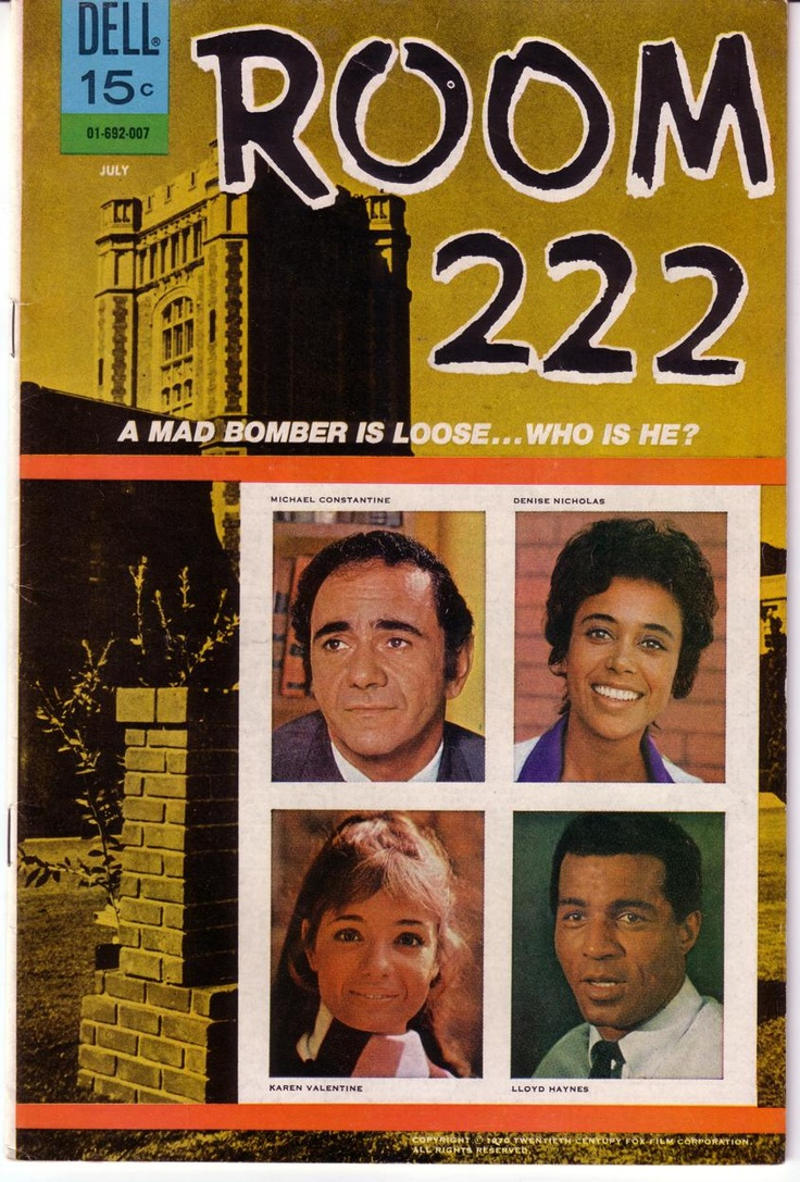 Room 222 - I was really young, but I remember my mother watching this.
