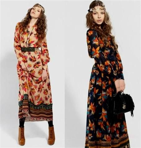 Nice bohemian maxi dress with sleeves 2018-2019 Check more at http://newclotheshop.com/dresses-review/bohemian-maxi-dress-with-sleeves-2018-2019/