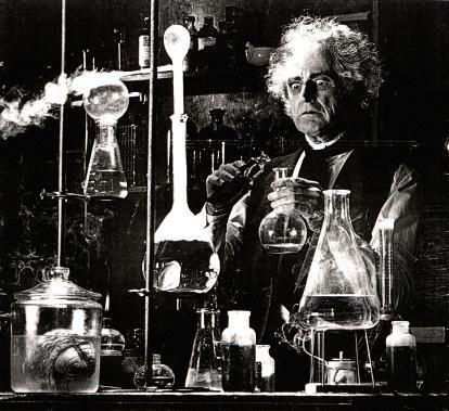 Image result for mad scientist lab