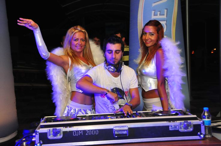 Efes Party With Angels & Dj Erkan Demirci
