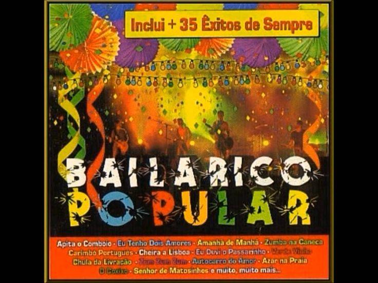 Bailarico Popular Mix - Album Completo