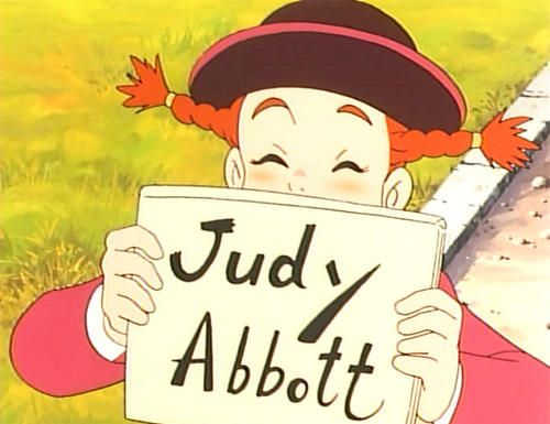 judy abbott ! Love you so much judy