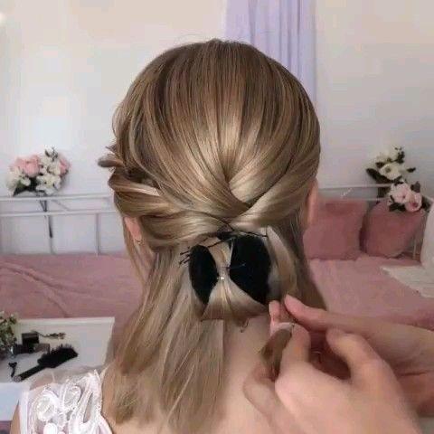Unique Hairstyle Tutorial