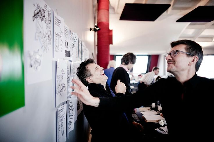 Patrick Pelloux et Luz.