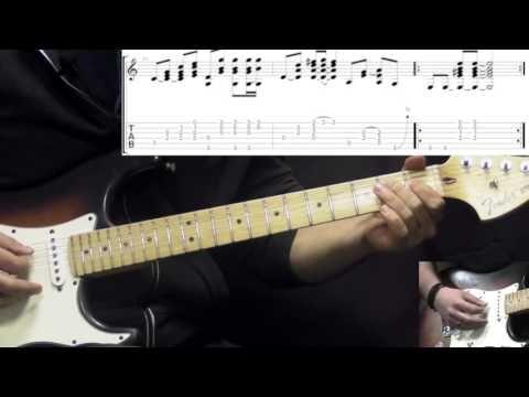 Jimi Hendrix - Little Wing Intro - Rock Guitar Lesson (w/Tabs) - YouTube