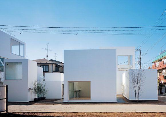 Moriyama House by Office of Ryue Nishizawa architecture