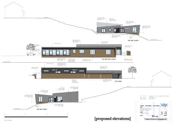 IDP Architects - Gibshill Community Centre, Greenock