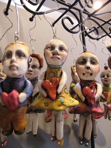 Lisa Renner - Polymer clay art dolls
