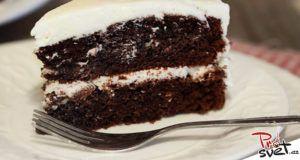 Fajnový domácí mokrý dort: Tento 50- letý recept mám od své babičky a nevím si ho vynachválit