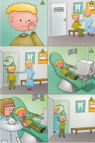 Seeing your dentist is important!