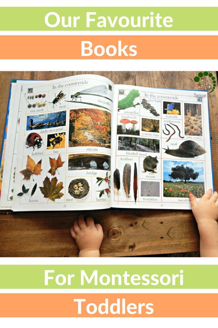 Books for Montessori Toddlers | Realistic Books | fun Toddler Books | Montessori Nature | Kid Library