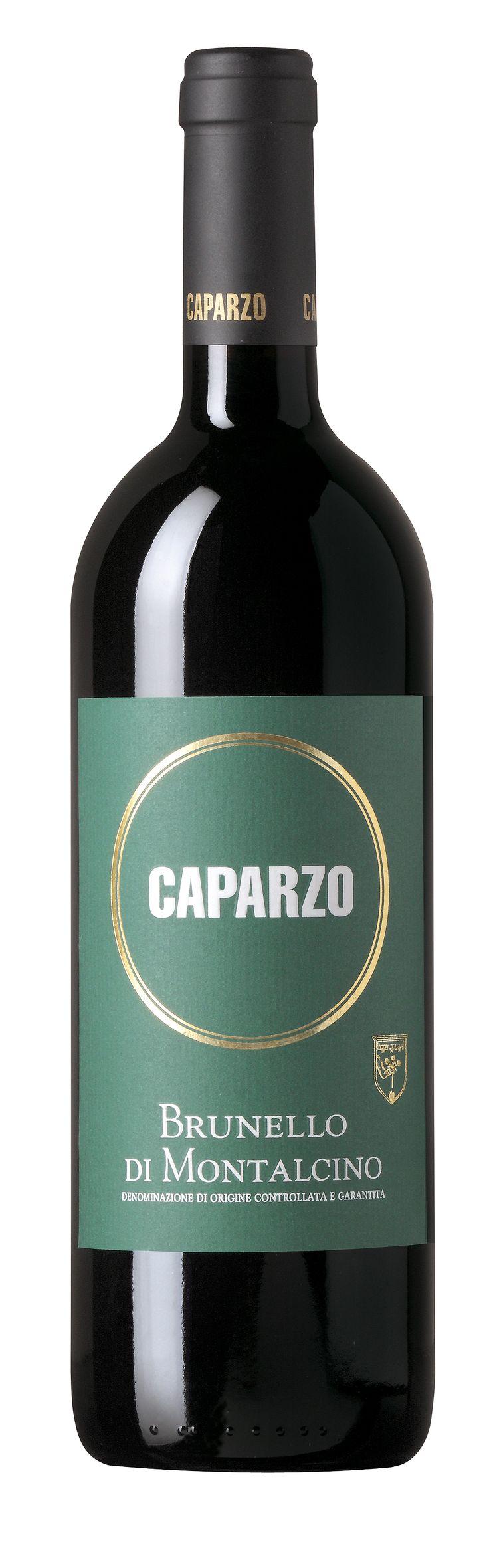 Wine Spectator Wine of the Day Caparzo Brunello di Montalcino 2008