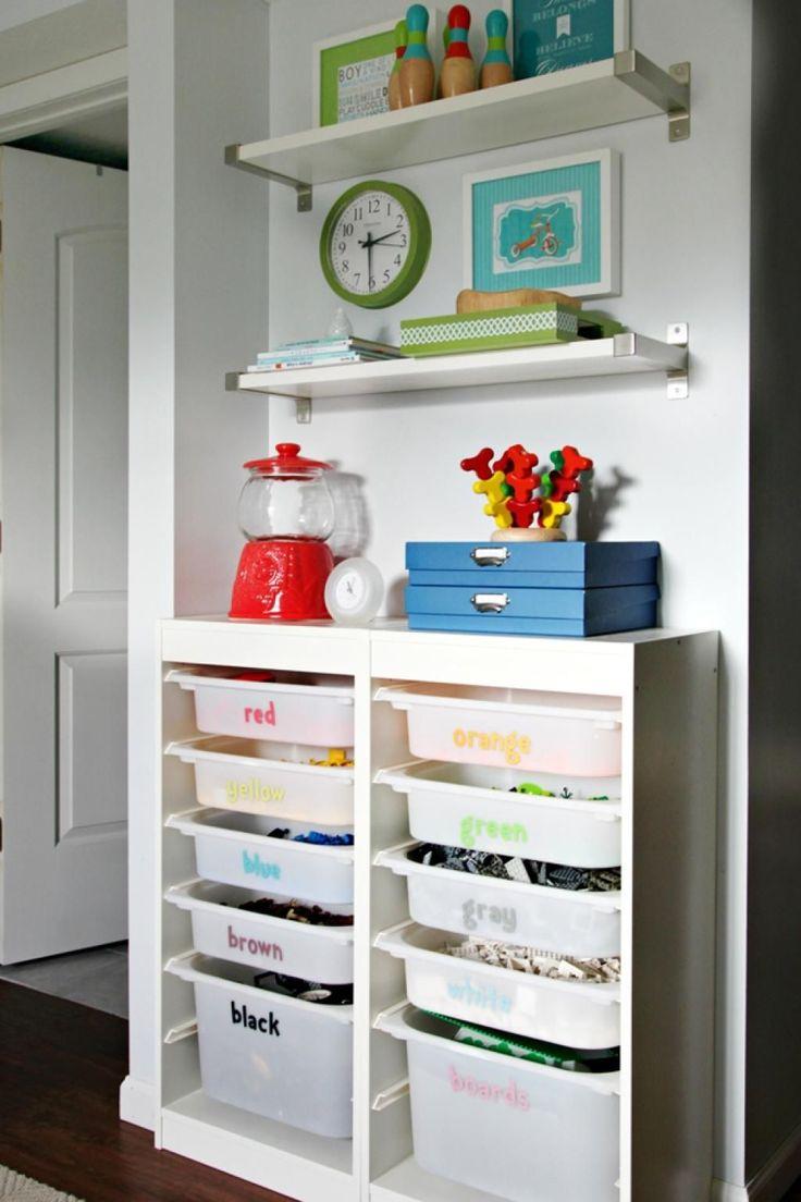 20 excellentes id es pour une salle de jeux de r ve. Black Bedroom Furniture Sets. Home Design Ideas