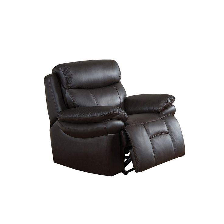 Rushmore Leather Recliner Chair  sc 1 st  Pinterest & Best 25+ Leather recliner chair ideas on Pinterest | Leather ... islam-shia.org