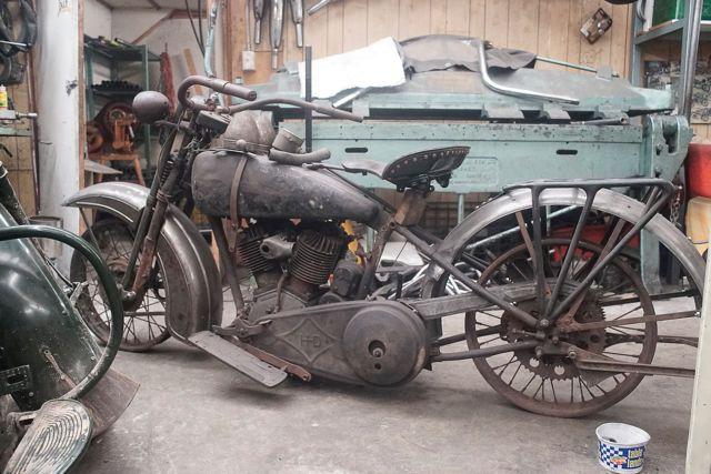 Harley Davidson 1929 J Model For Sale Croydon, VIC, Australia | AutoMotoClassicSale.com